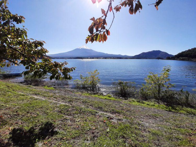 硬要放照片之讓我回味一下富士山的美景
